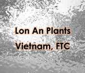 Vietnam Lon An Plants